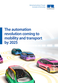 The automation revolution coming to mobility and transport by 2025.