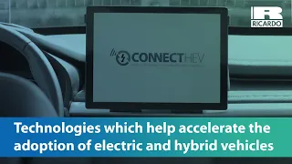 ConnectHEV | Technologies which help accelerate the adoption of electric and hybrid vehicles