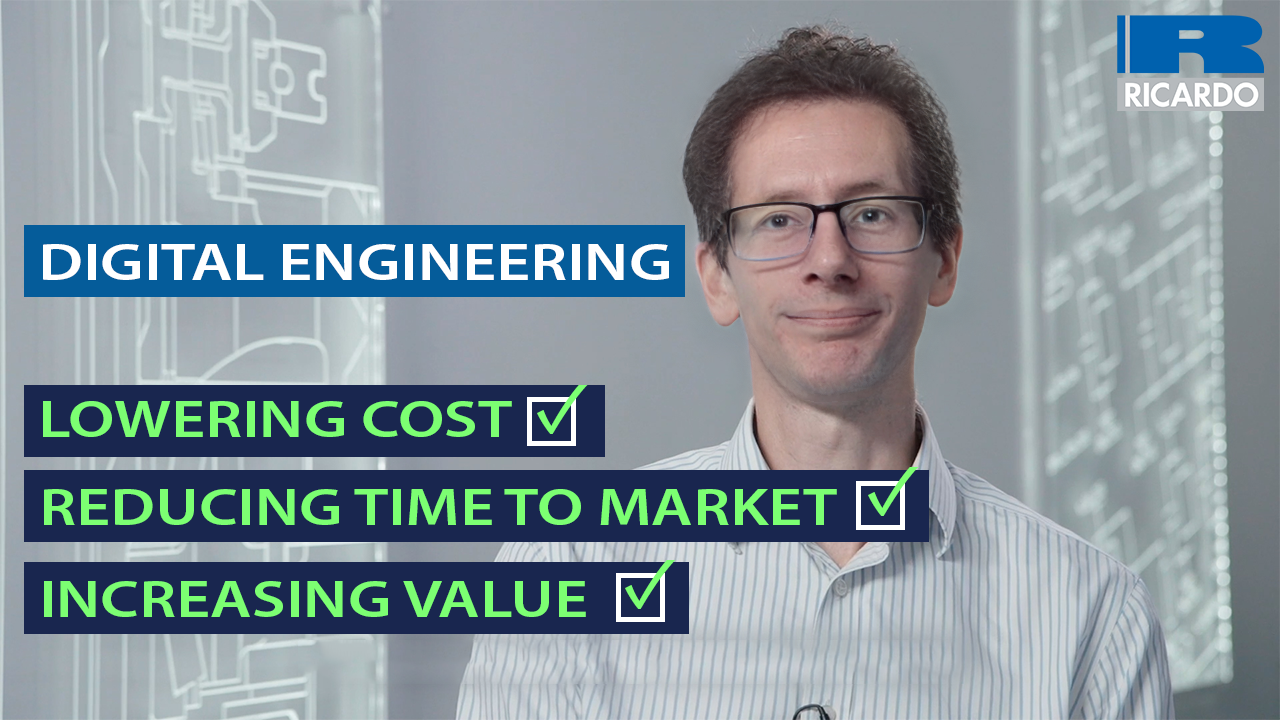 Here's how digital engineering is reducing time and cost and increasing value for our customers