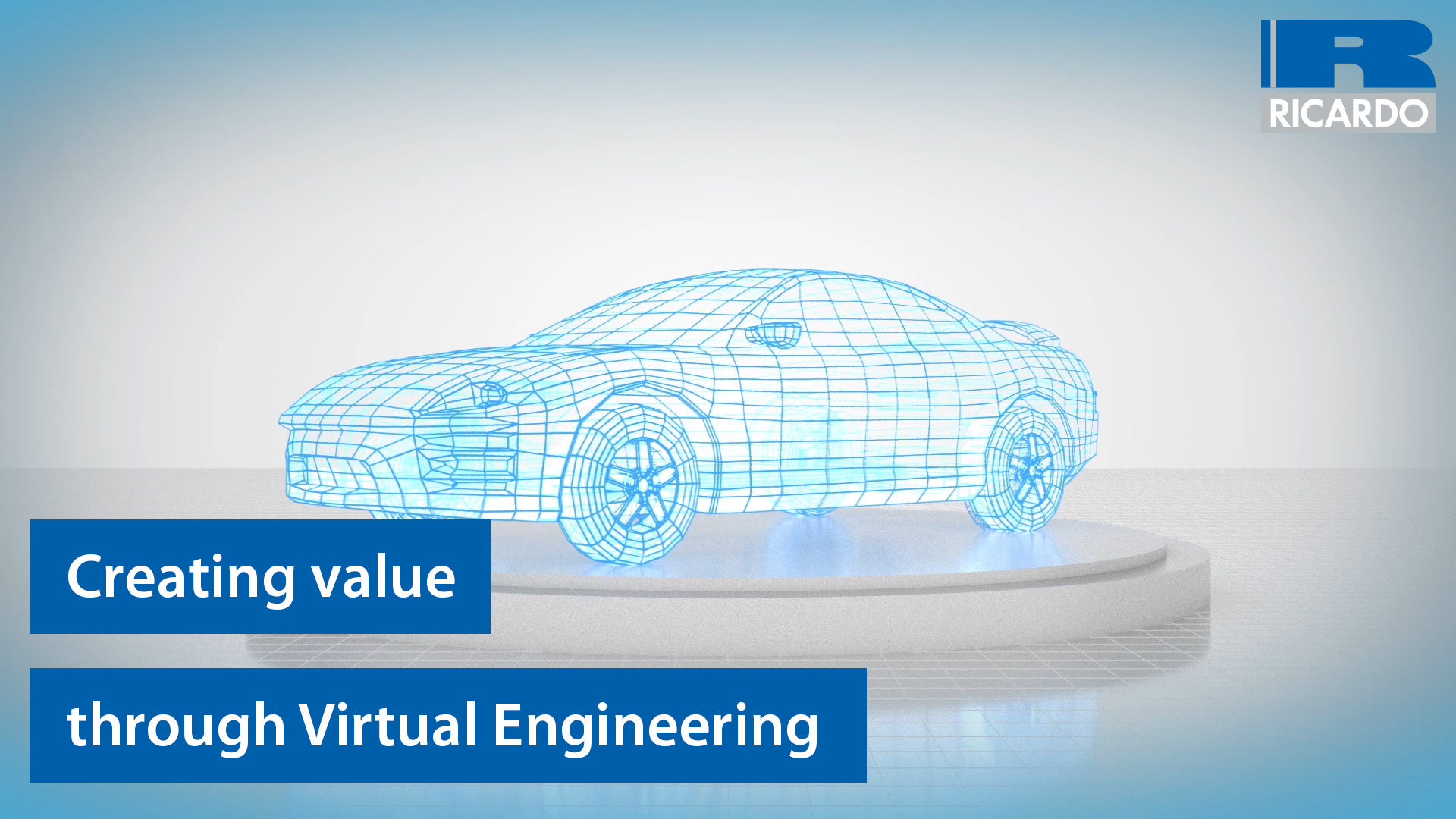 Reducing vehicle development time and cost | Virtual Product Development at Ricardo