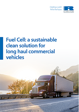Fuel Cell: a sustainable clean solution for long haul commercial vehicles