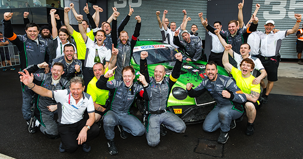 M-Sport home after win in Bathurst