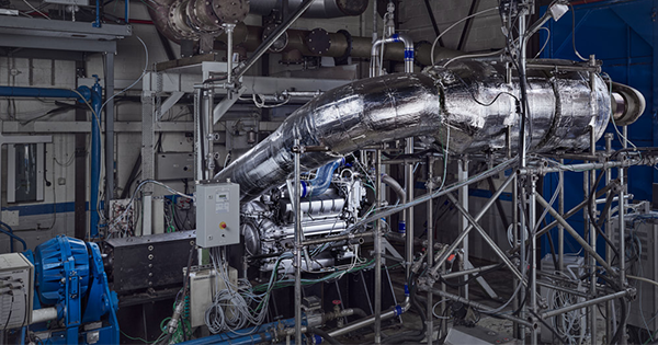 Ricardo delivers first virtual remote certification testing for a marine engine