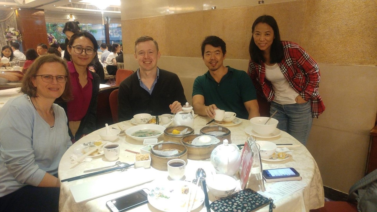 Nice to welcome our HR colleagues Gudrun and Angela from our UK and Beijing offices to Hong Kong last week.