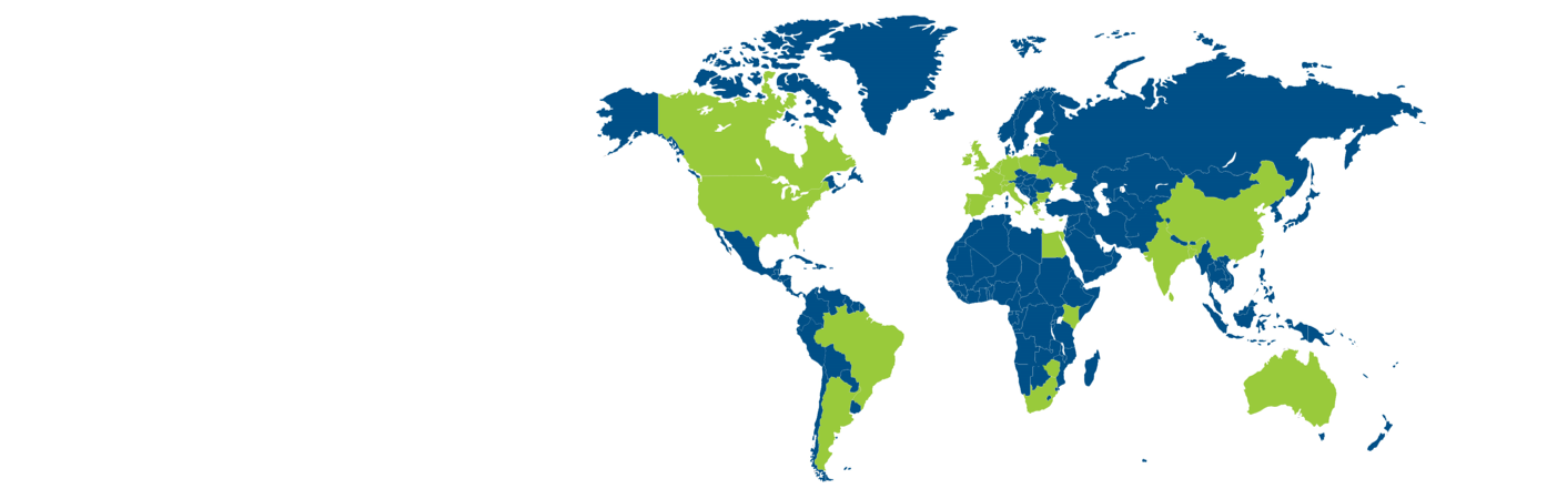 Proud to be a truly inclusive, global team