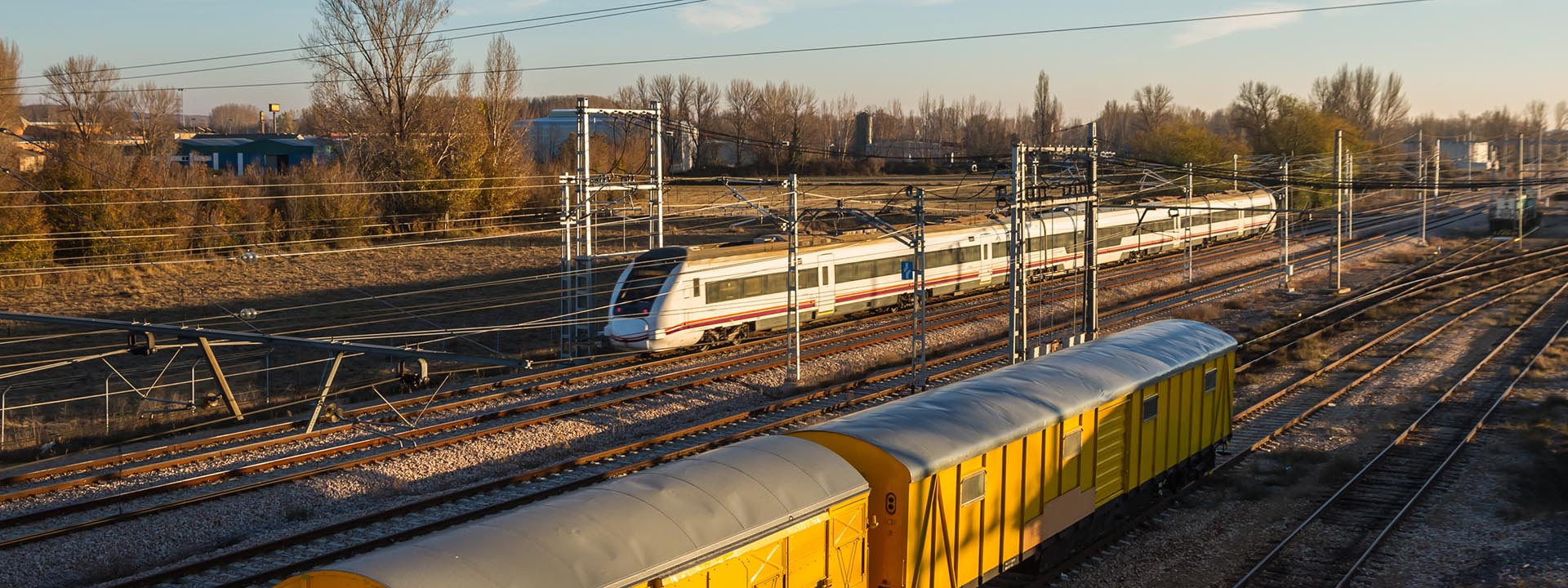 Ricardo expertise supporting upgrades across the Spanish rail network
