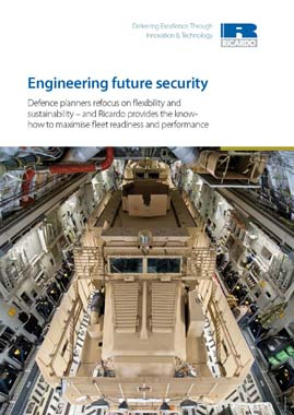 Engineering Future Security