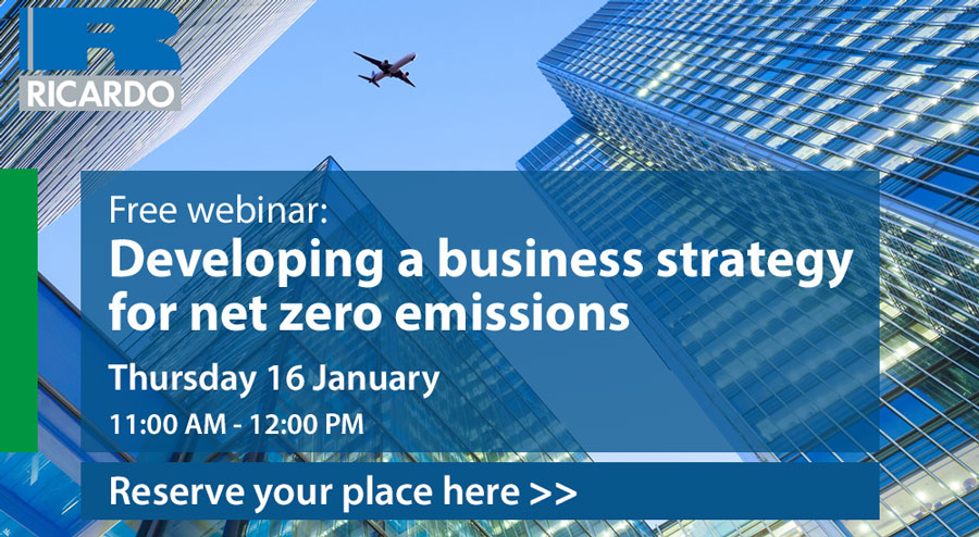 Join our net zero webinar