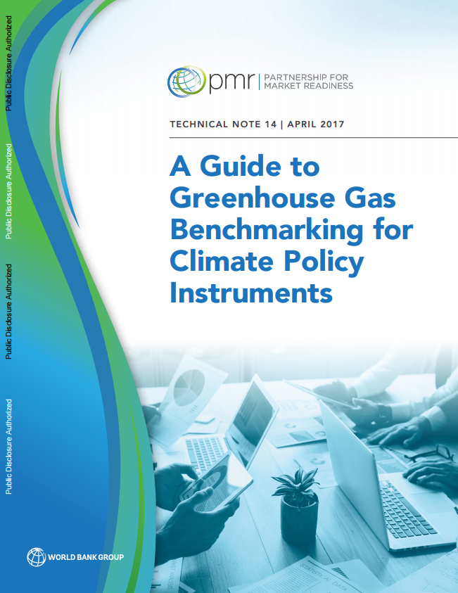 A Guide to Greenhouse Gas Benchmarking for Climate Policy Instruments