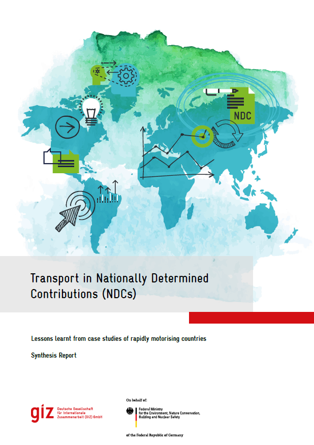 Transport in Nationally Determined Contributions (NDCs)