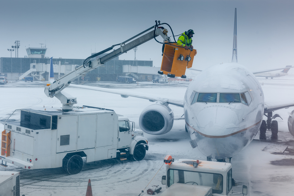 Creating sustainable airports