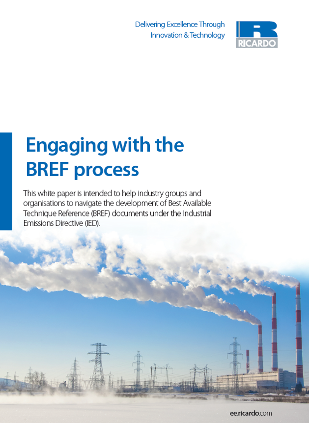 Engaging with the BREF process