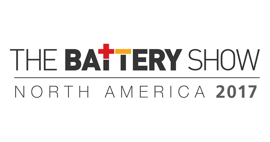 The Battery Show North America 2017
