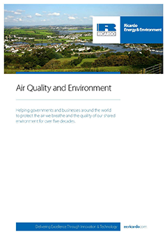 Air Quality and Environment