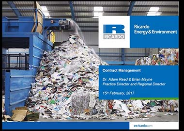 Making your waste contracts work webinar