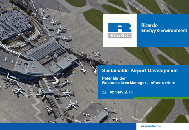 Sustainable Airport Development