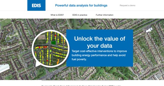 Innovate UK - Energy Data Integration System