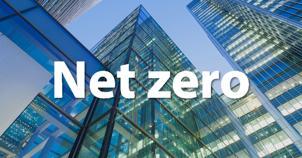 Taking the path to achieve a net zero emissions future