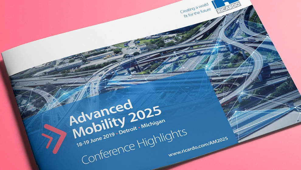 Download the 2019 Advanced Mobility 2025 Highlights Report