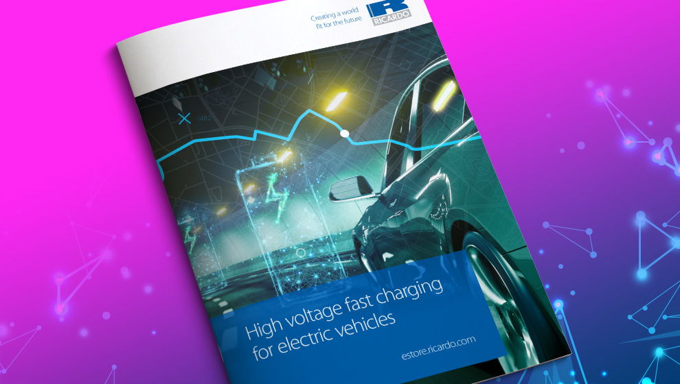 High voltage fast charging for electric vehicles