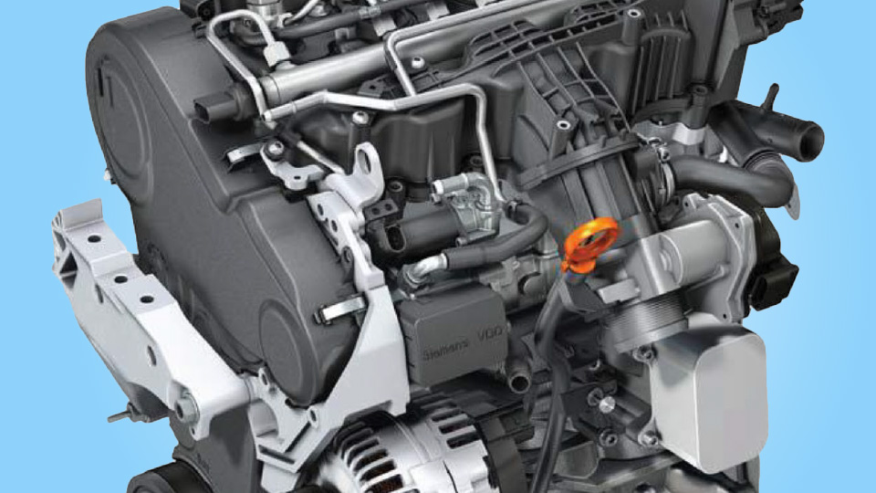 VW 1.2-Litre L3 BlueMotion Turbocharged DI Diesel