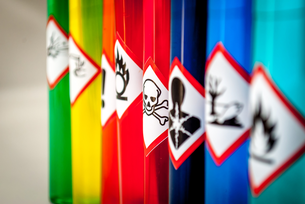 Chemical hazard awareness