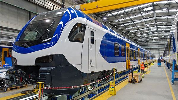 Rolling stock services - Global engineering, environmental and strategic consultancy