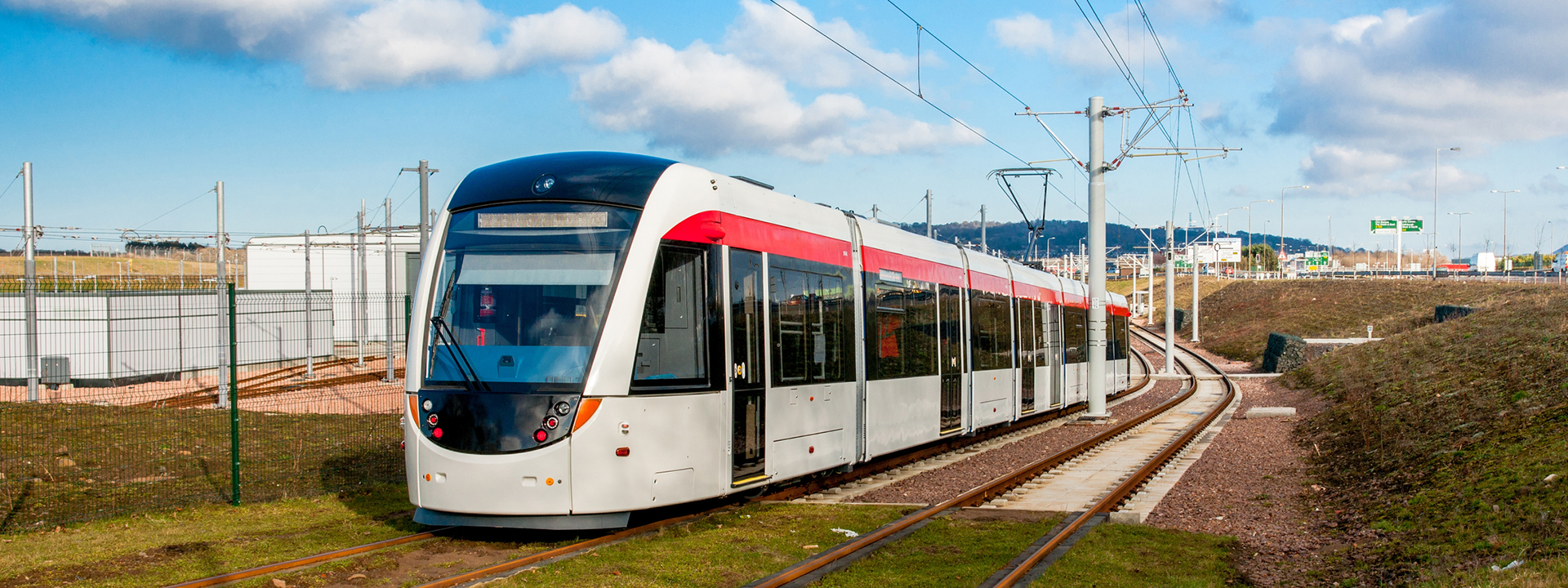 Edinburgh Trams 'Highly Commended'