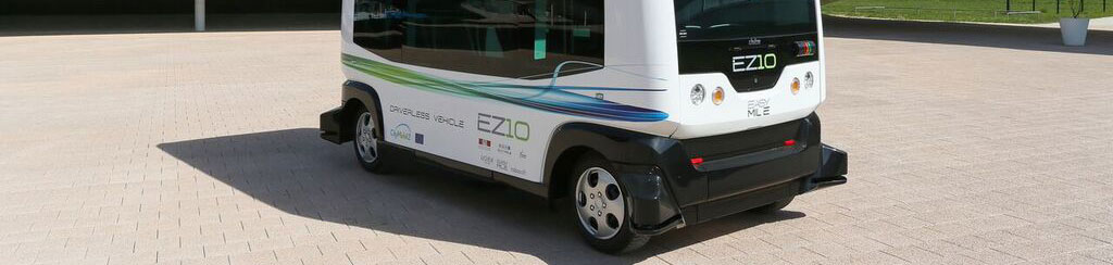 Ricardo expertise enables driverless pods to take to the road