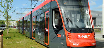 Advanced Driver Assistance Systems fitted to Dutch trams