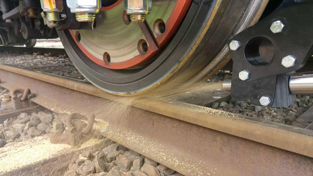 Ricardo supports UK trials of wheel/rail adhesion technology