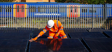 New funding announced for 'Riding Sunbeams' solar rail project
