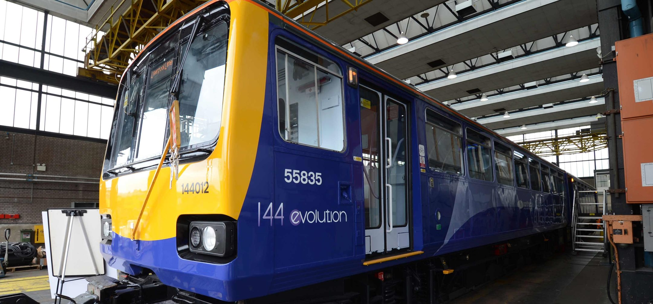 Meeting the standard: Class144e