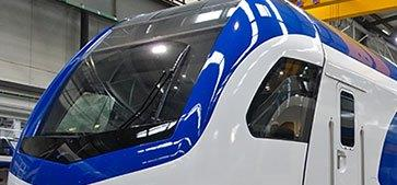 Stadler FLIRT FastForward Train