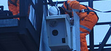 Pantograph Monitoring system approved by Network Rail
