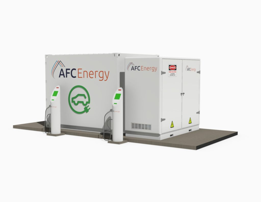 Ricardo and AFC Energy collaborate on innovative hydrogen power applications