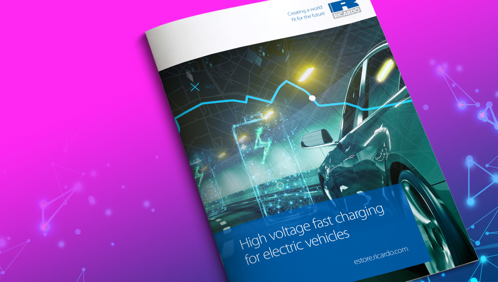 Report: High Voltage and Fast Charging for Electric Vehicles