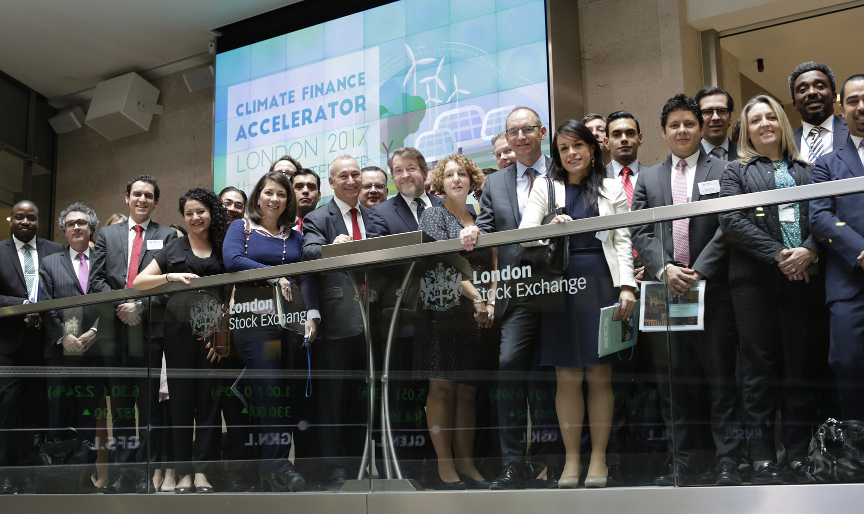 Groundbreaking climate finance accelerator initiative
