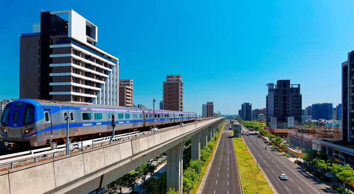 Independent Verification and Validation role for Taoyuan transit system