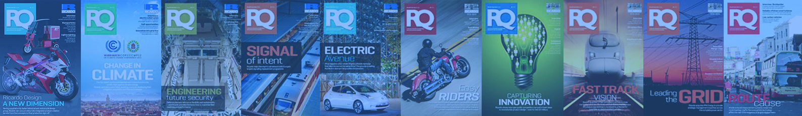 Ricardo Quarterly subscription