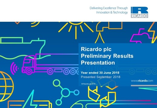 Preliminary Results Presentation June 2018