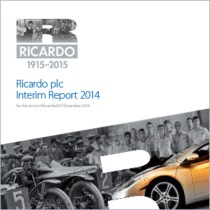 Interim Report 2014/15