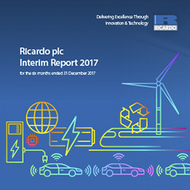 Interim Report 2017/18
