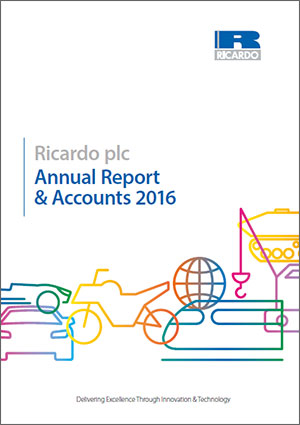 It annual report