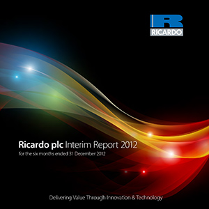 Interim Report 2012/13