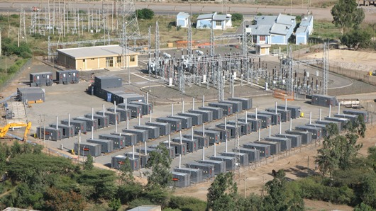 A 30 MW Aggreko Power Project in Ethiopia