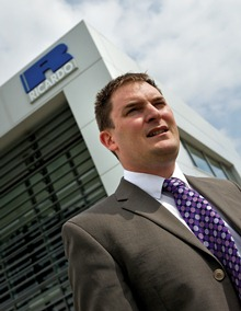 Chris Barnes - Ricardo vehicle global product group director