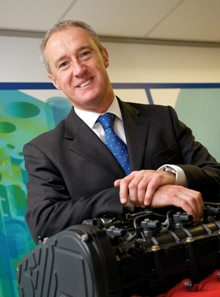 David Rollafson - Ricardo global product group director for intelligent transport systems