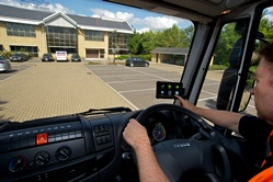 ERTOC in-cab driver information system based on an Android tablet