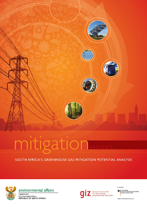 South Africa's GHG mitigation potential analysis - can be downloaded from https://www.environment.gov.za/sites/default/files/docs/mitigationreport.pdf